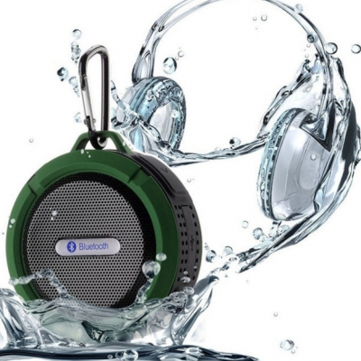 Cheap price water-proof bluetooth speaker C6 TF card mini portable wireless speaker