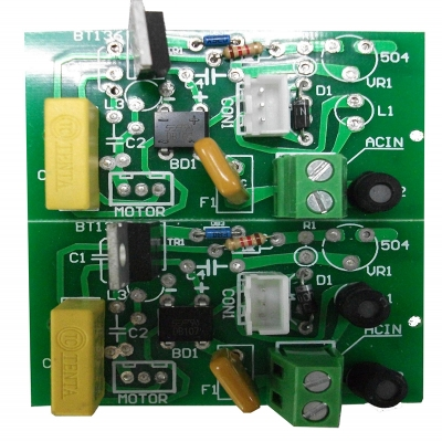 Multifunctional electric screwdriver control board PCBA