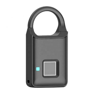 G2 High quality Intelligence Fingerprint Padlock For Bagpack Cabinet Drawer